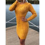 Rochie tricotata Teo