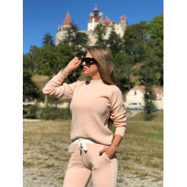 Trening tricot Fashion Roz pal