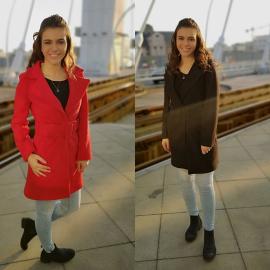 Palton elegant Amalia