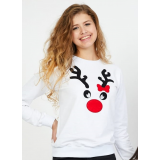Bluza dama Reindeer
