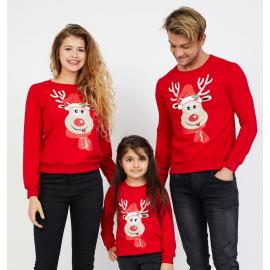 Set Bluze Rudolf Family