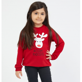 Bluza copil Team Rudolf