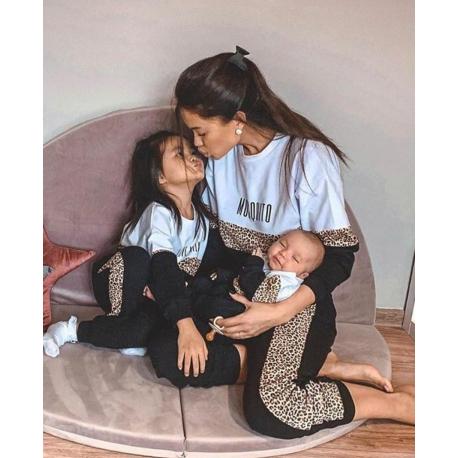 Set Trening Mama-Fiica model Moschino