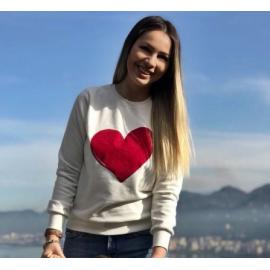 Bluza dama Heart