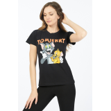 Tricou dama Tom & Jerry