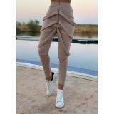 Pantaloni dama cu bretele Leila
