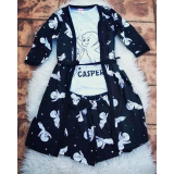 Pijamale 3 piese Casper