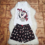 Pijama scurta Tasmanian Devil