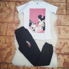Compleu dama 2 piese Mickey
