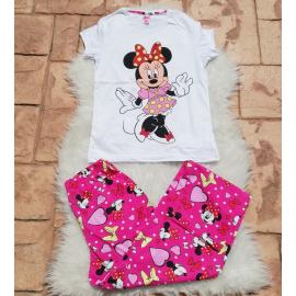 Pijama dama Minnie Dress roz