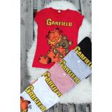 Tricou dama Garfield