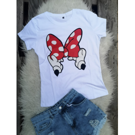 Tricou dama Funda Minnie