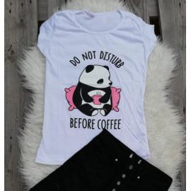 Tricou dama Panda