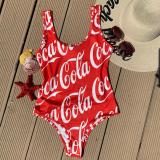 Body dama Coca Cola