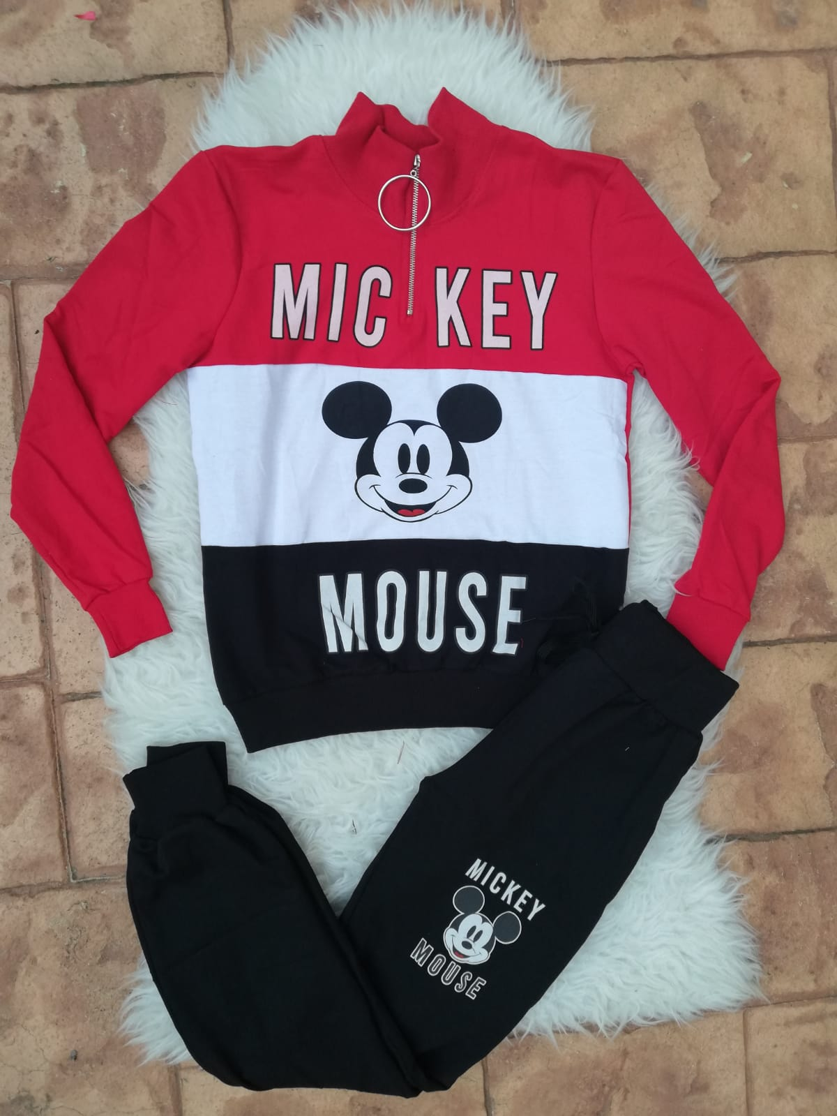 Trening dama 2 piese Mickey Mouse