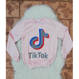 Bluza sport dama Tik Tok