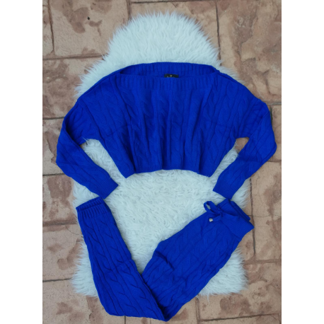 Trening tricot scurt Mabel