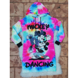 Rochie desene Colorful Dancing