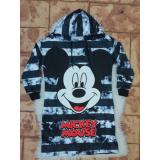 Rochie desene Stripes Mickey