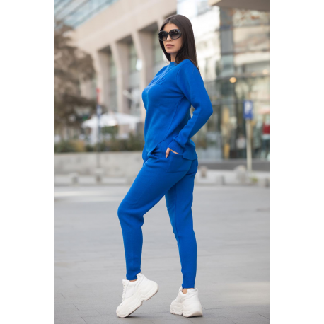 Trening Tricot Vogue Albastru electric