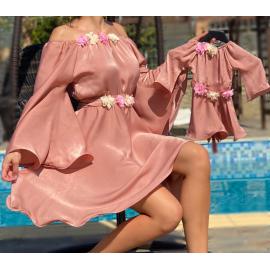 Set rochii Mama-Fiica Lady