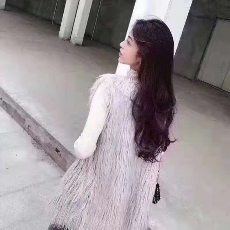 Vesta de blana Mellany