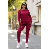 Trening tricot Minnie Bordo