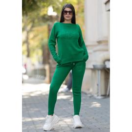 Trening tricot Minnie Verde
