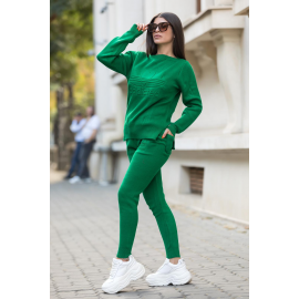 Trening Tricot verde Addicted