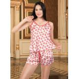 Pijama dama din satin Kiss
