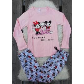 Pijama cu maneca lunga Friends Goofy