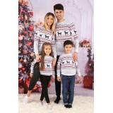 Set Bluze Family Runny alb