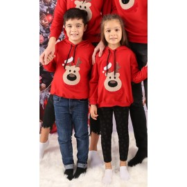 Bluza Copil Bear Christmas