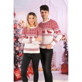 Bluza Barbat Snow Christmas