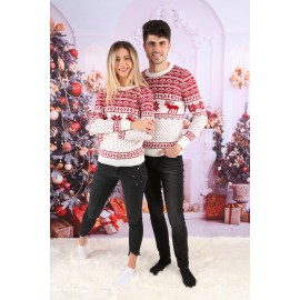 Bluza Dama Snow Christmas ]