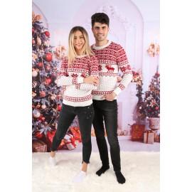 Bluza Dama Snow Christmas