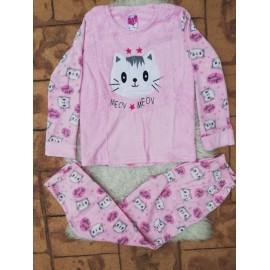 Pijama dama model Mecv Meow