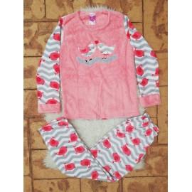 Pijama de dama Birds