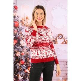 Pulover Tricotat Amaizing Christmas