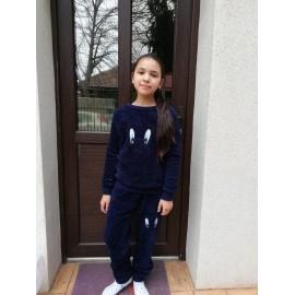 Pijama cocolino copil kiki Bleumarin