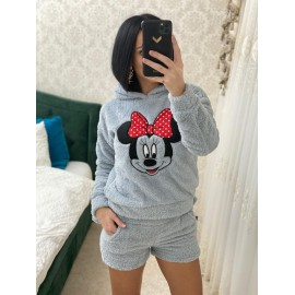 Set Cocolino Minnie Mouse Gri