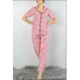 Pijama dama 2 piese Bunny