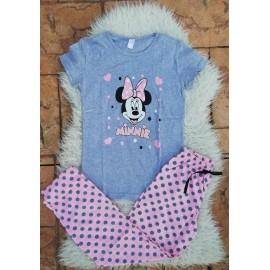 Pijama dama Minnie Beautiful Gri