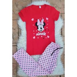 Pijama dama Minnie Beautiful Rosu