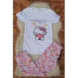 Pijama dama Bombon Hello Kitty