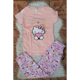 Pijama dama Bombon Hello Kitty Roz