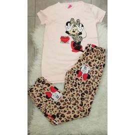 Pijama dama Minnie Leopard Roz