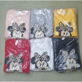 Pijama dama Minnie Style  Gri