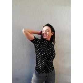 Bluza dama cu imprimeu Dots
