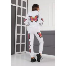Trening cu gluga Butterfly